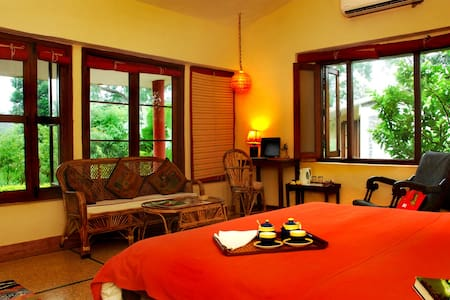 Jaagar - A Family Retreat in Corbett, Ramnagar