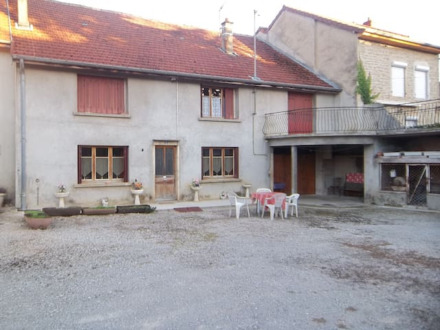 Maison BeauJura