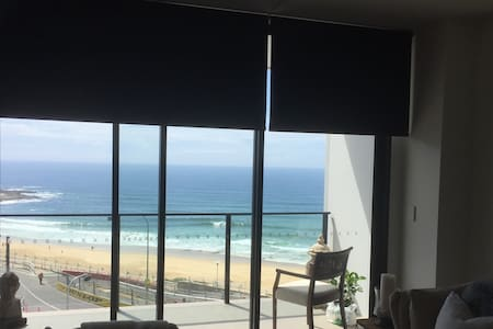 Luxury on the Beach in the Heart of Newcastle