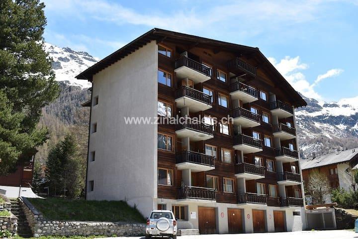 Glaciers 18 - Wohnung im Gebäude (2 Pers)
