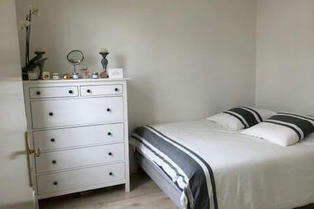 One bedroom flat near Paris and Bois de Vincennes - Charenton-le-Pont
