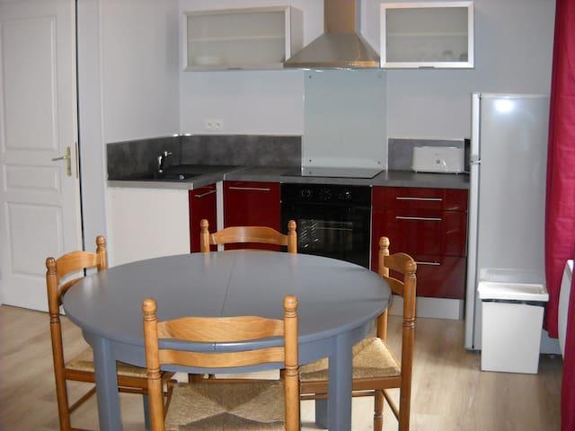 """appartement neuf """"Le dordogne"""" proche therme/ski - La Bourboule - Leilighet"""