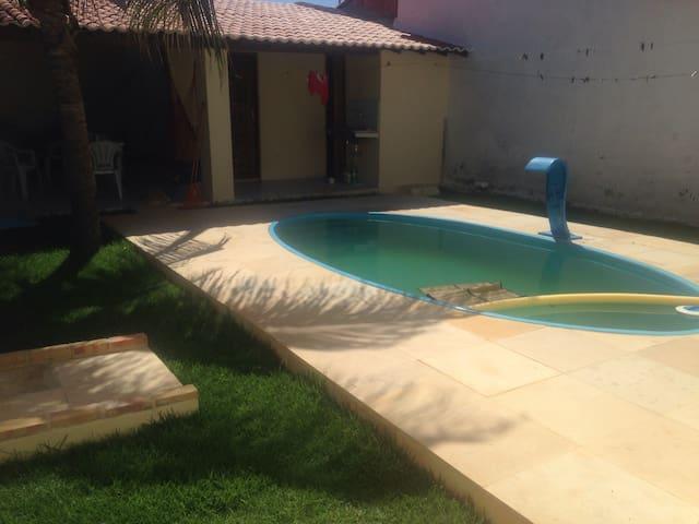 Casa de praia em morro branco - Beberibe - Casa