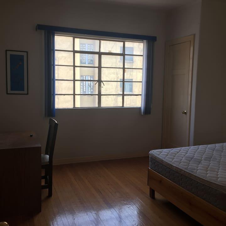 Habitación en renta, centro histórico de la CDMX