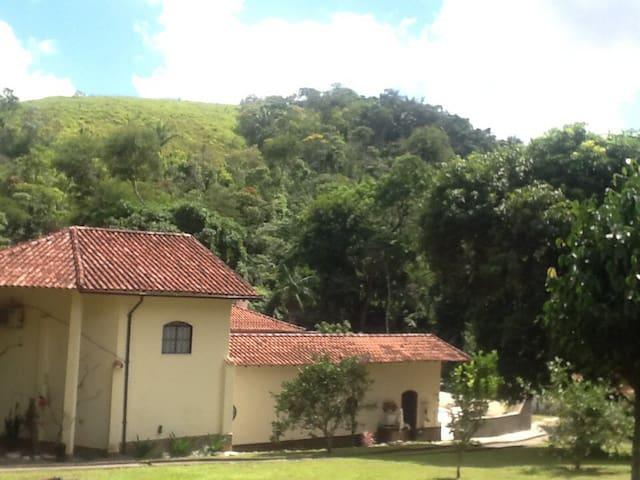 Wunderschönes Landhaus in mendes- RJ - Mendes