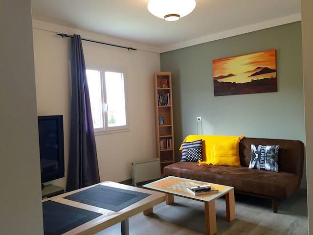 T1bis confortable et indépendant - Urt - Apartment