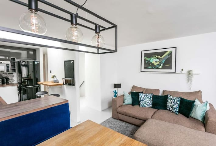 Amazing Apartment next to Kings Cross Station