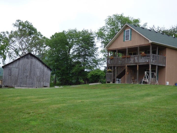 Martin House at Happiness Hills Farm