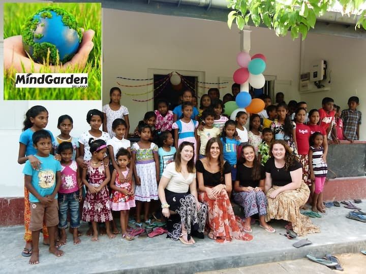 MindGarden Sri Lanka Travel and Volunteer House