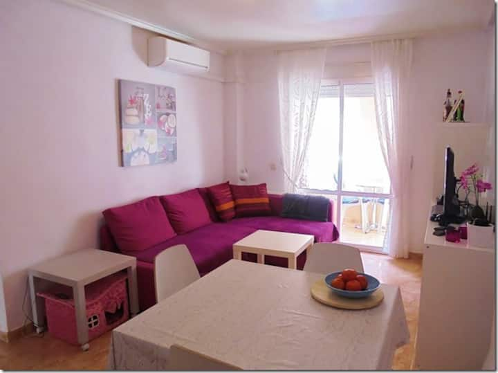 Appartement tout confort à louer à Torrevieja