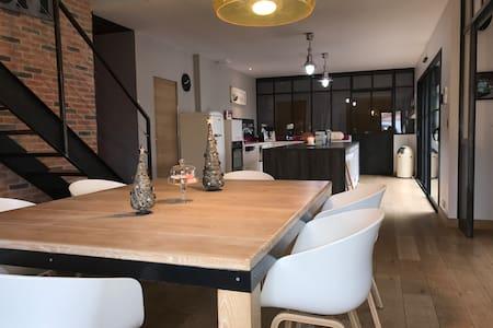 Belle maison contemporaine - Bascons - Villa