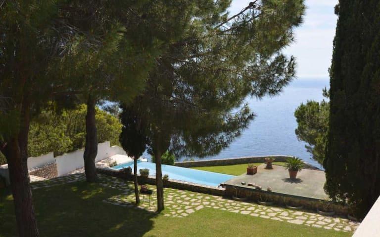 Madonna delle Grazie- Attractive Sea-Villa & Pool - Madonna delle Grazie - Villa