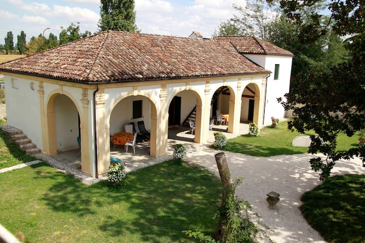 Charming Resort in a Historical  Villa - Magnolia - Mira Taglio - Villa