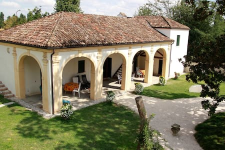Charming Resort in a Historical  Villa - Magnolia - Mira Taglio
