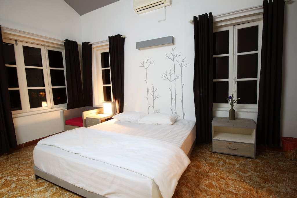 Double Bed-Room