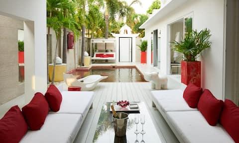 Majestic Luxury Design 3 Bed Pool Villa Nara *****