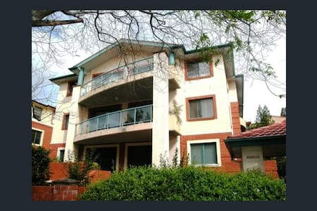 Master bedroom plus bath in the heart of Chatswood