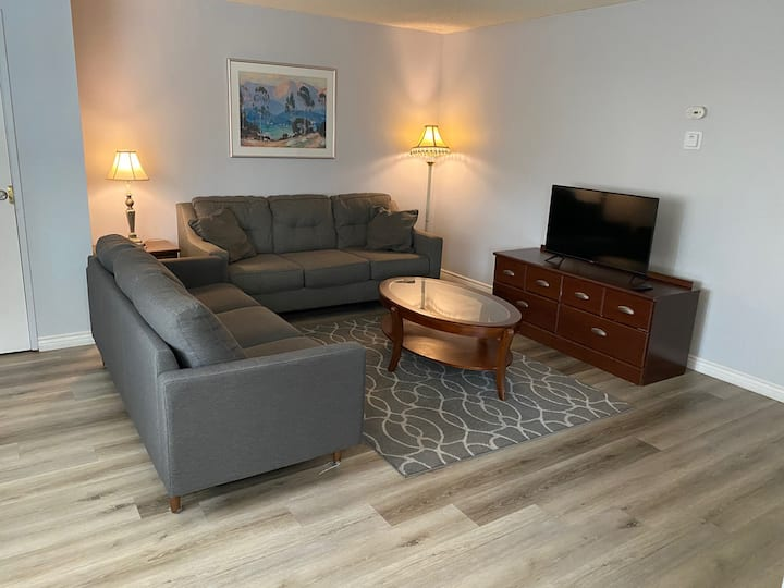 Newly Remodeled 2 Bedroom Private Apartment C