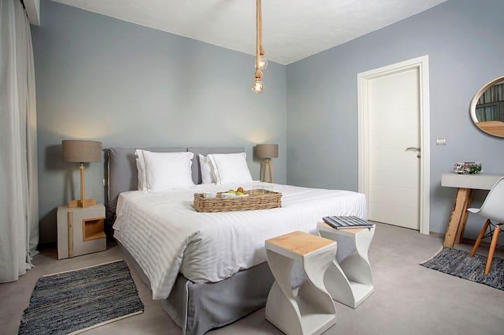 Villa Kalyva Mare | Two Bedrooms - Chalkidiki - Vila