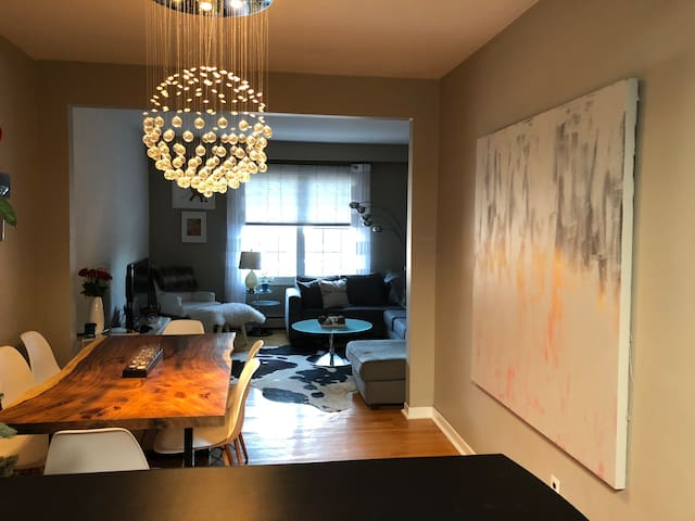 Unique apartment in Trendy Junction Toronto
