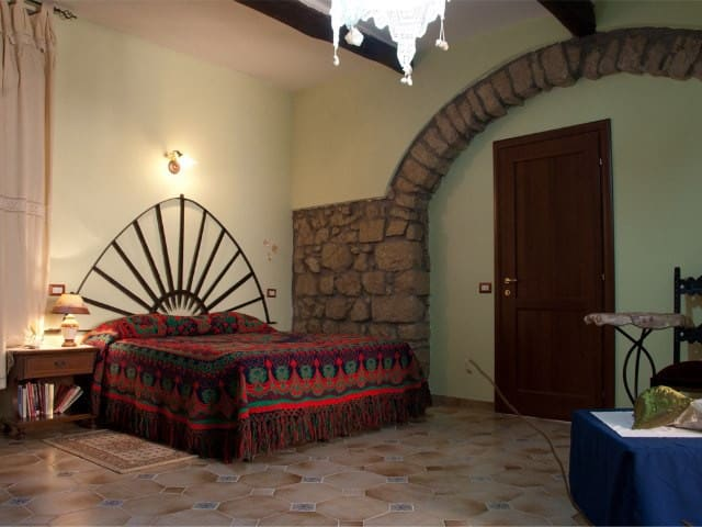 Relax near the castle - Junior suite - Amaseno - Bed & Breakfast