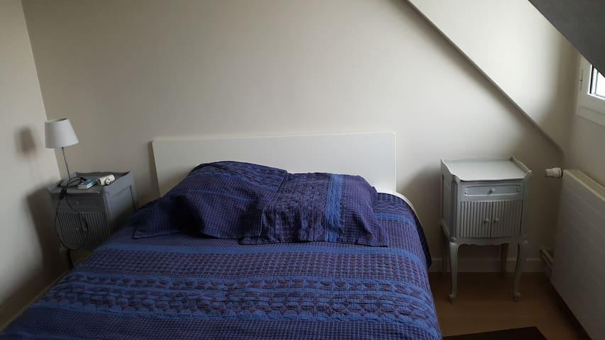 Chambre à louer dans maison individuelle - Chartres-de-Bretagne