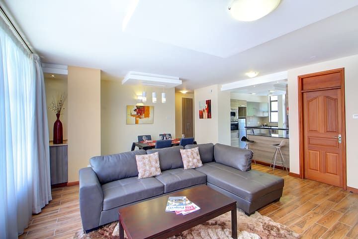 Fedha Residences -Executive two bedroom apartment