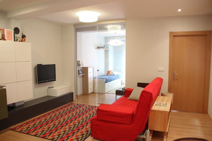 Bilbao La Vieja apartment - Bilbao - Apartment