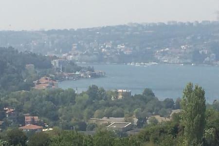 Doublex Flat Seashore Bosphorus View 2 Terraces - Beykoz