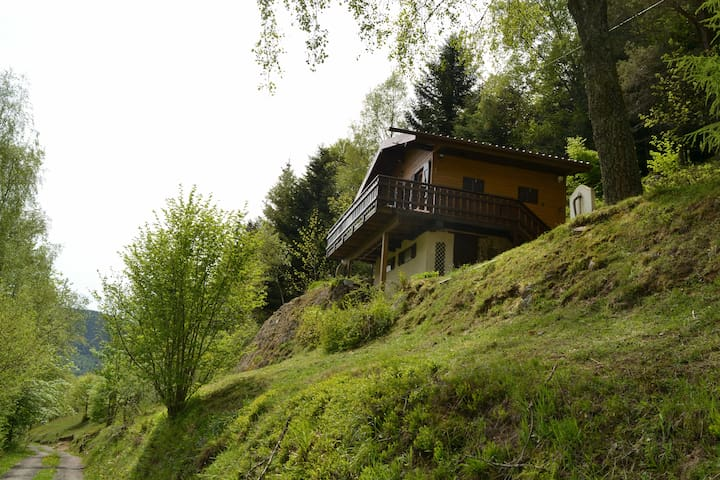 Le Valmandine - La Bresse - Bungalo