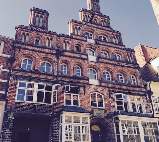 Welcome to the heart of Lueneburg - Lüneburg
