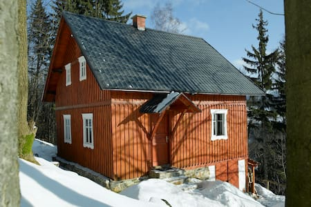 Cottage with stunning views - Paseky nad Jizerou - Chalet