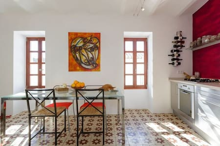 Stunning townhouse with great views - Alcalá de los Gazules - Hus