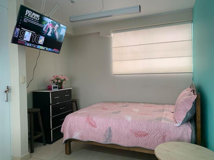BOCCIONI Room3 San Borja