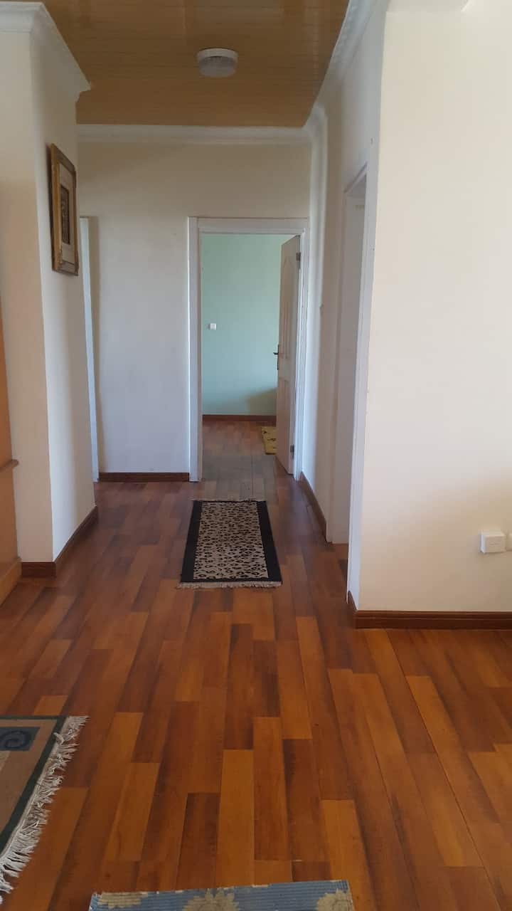 Clean and comfortable apt in a gated community