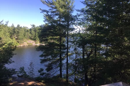 Muskoka Waterfront Cottage - Newly Renovated!