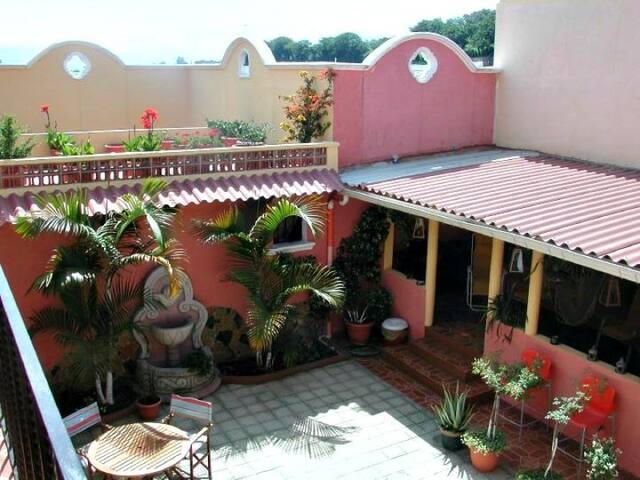 Casa de Fuego - Ciudad Vieja - Appartement