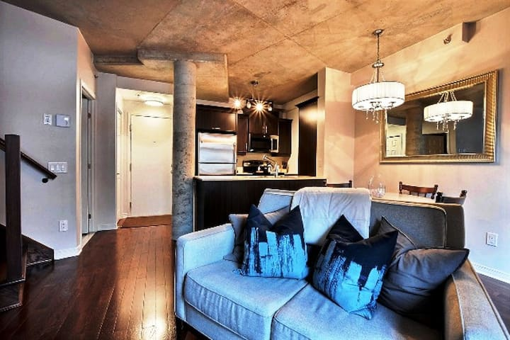 #222 New, Spacious, Gourmet Kitchen & Private Terrace