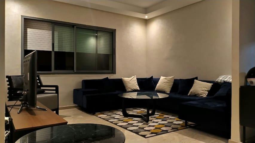 Appartement de luxe  : 84 M2 boulevard zerktouni