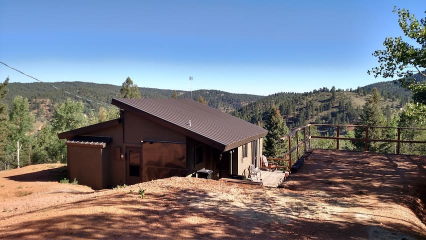 Pikes Peak Views Secluded but still close - Divide - Cabana