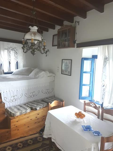 Emporios Traditional Sea View Home