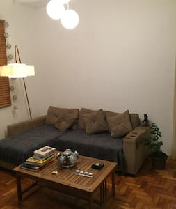 Apartamento aconchegante na zona sul - Rio de Janeiro