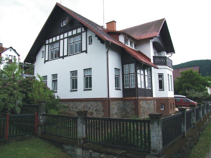 Villa Siesta - 4-luzkovy pokoj