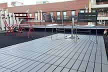 Rooftop flooring