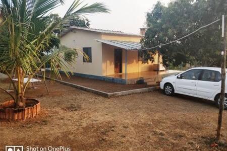 Shree Samartha Farmhouse, Near Nandgaon Beach