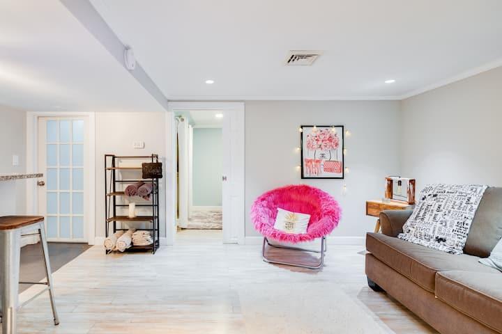1 Bd Cozy Apartment, Beach 5 min away, Fairfield