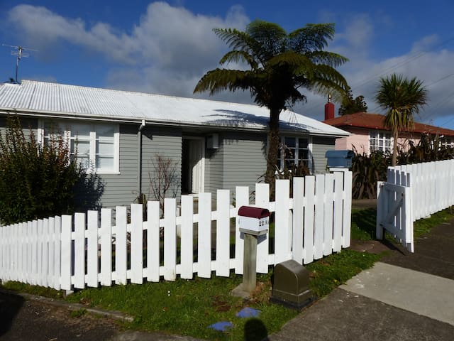 Cosy House in New Plymouth