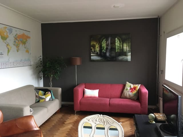Fijn appartement in Zutphen centrum - Zutphen - Lägenhet