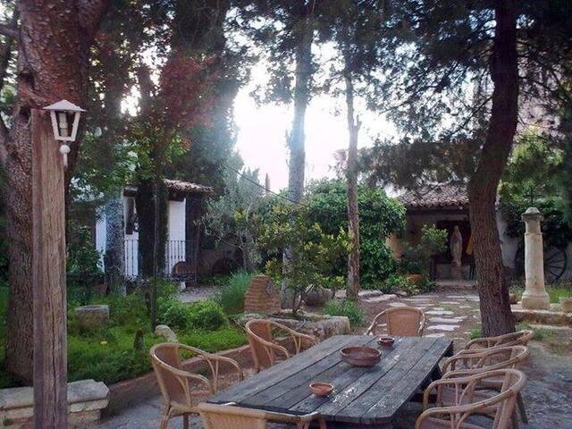 Casa Singular - Ocaña - Hus