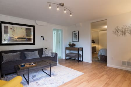 Spacious Private 1BR Close to Old Town - Alexandria
